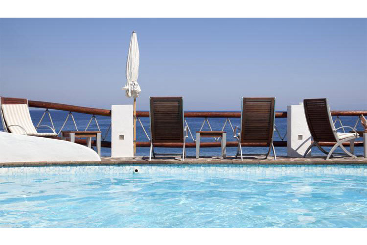 Swimming Pool - Hotel Cincotta - Panarea