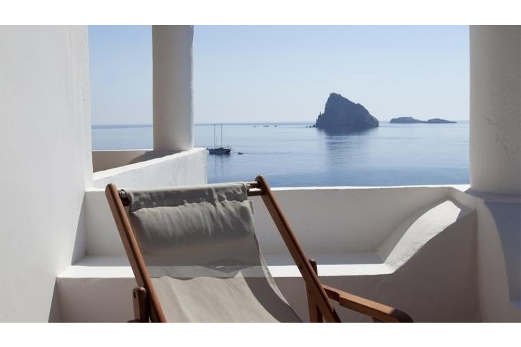 Views - Hotel Cincotta - Panarea