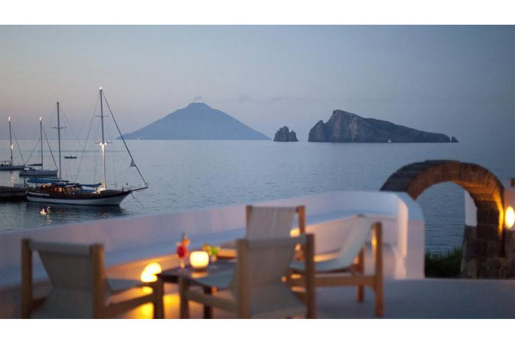 The Views - Hotel Cincotta - Panarea