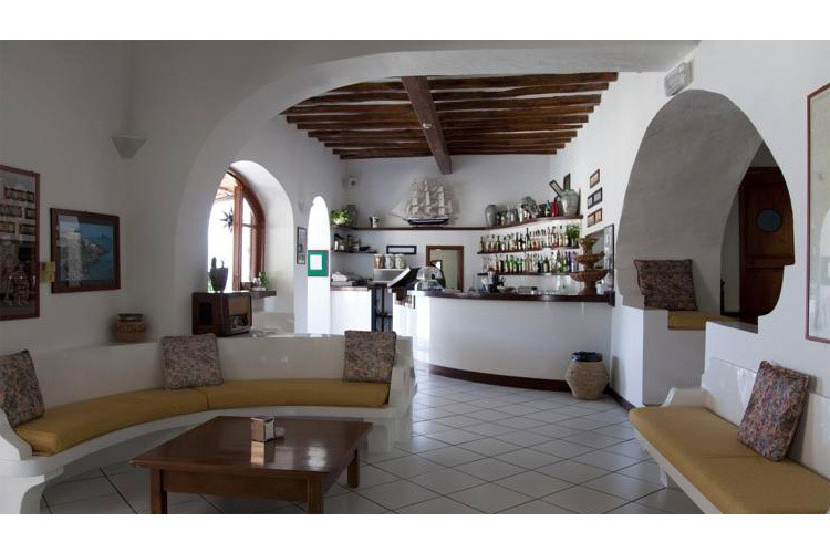 Bar - Hotel Cincotta - Panarea