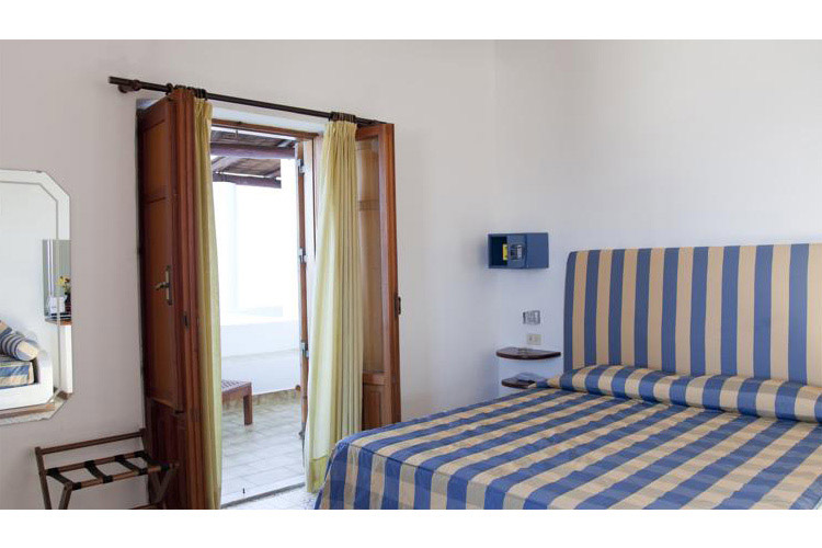 Double Room with Sea View - Hotel Cincotta - Panarea