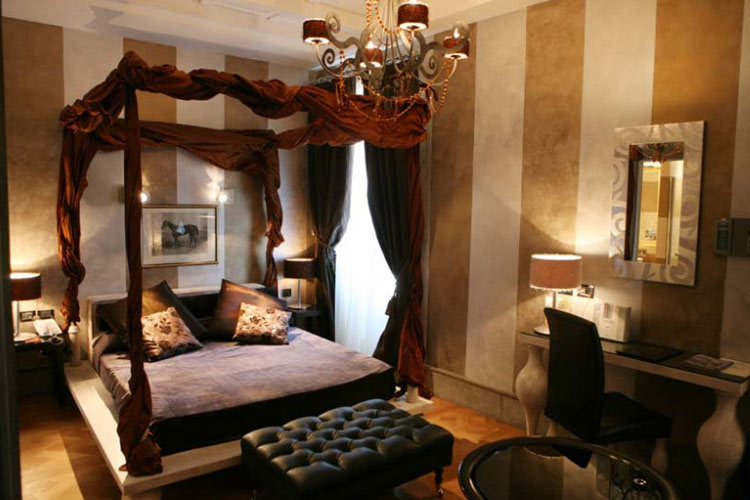 The inn at the roman forum a boutique hotel in rome for Great small hotel