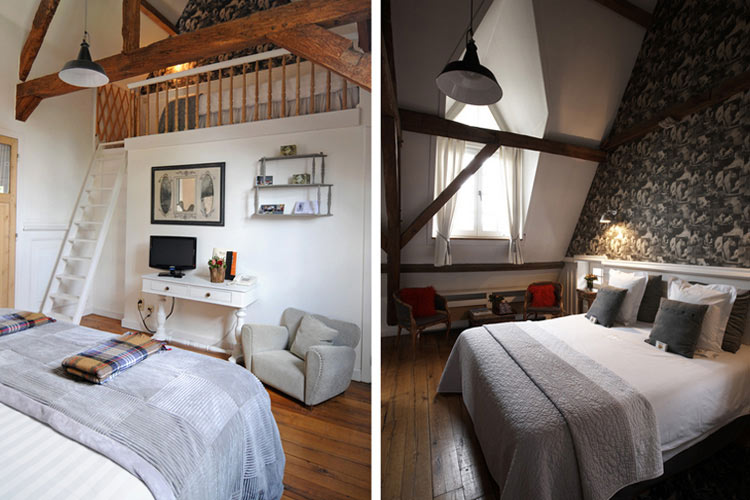 Grey White Room - Number 11 Exclusive Guesthouse - Brujas