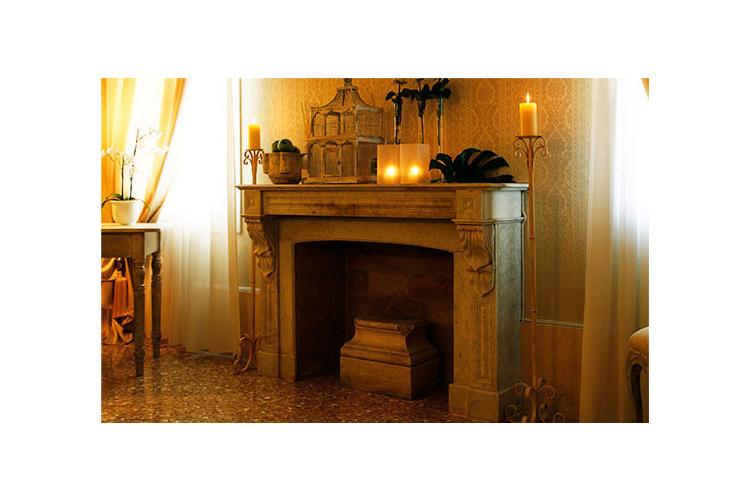 Sala del Camino Concept Room - Ca' Maria Adele - Venice