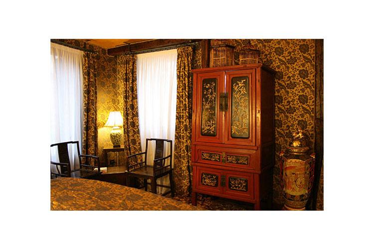 Sala Orientale Concept Room - Ca' Maria Adele - Venice