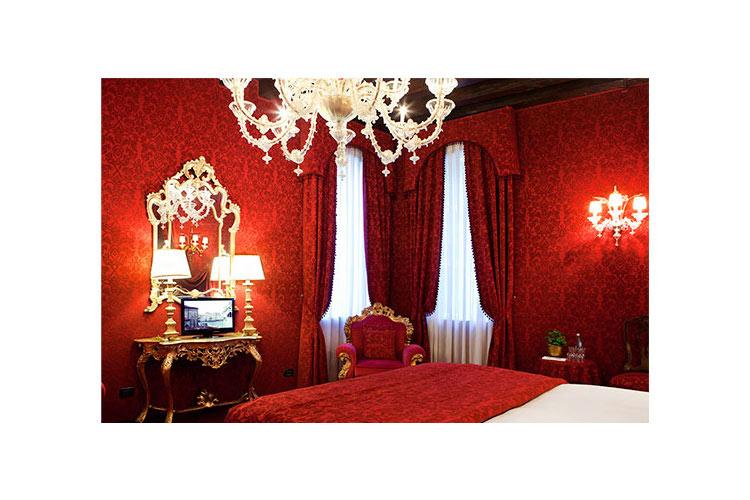 Sala del Doge Concept Room - Ca' Maria Adele - Venice