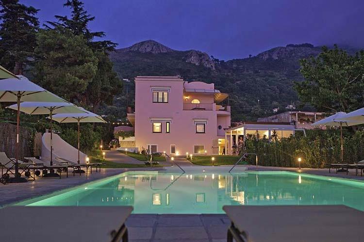 General View - Casa Mariantonia - Capri, Ischia et Procida