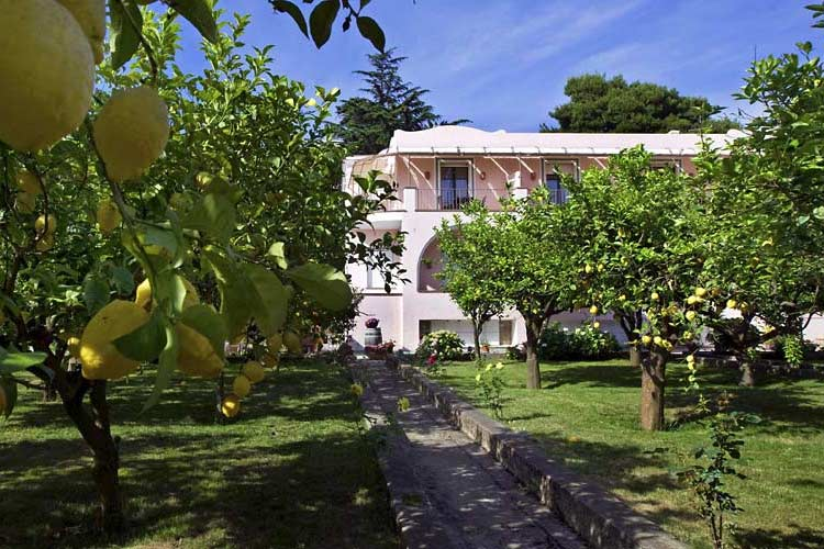The Garden - Casa Mariantonia - Capri, Ischia et Procida