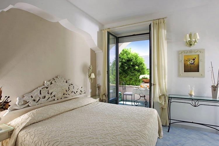 Superior Double Room - Casa Mariantonia - Capri, Ischia et Procida
