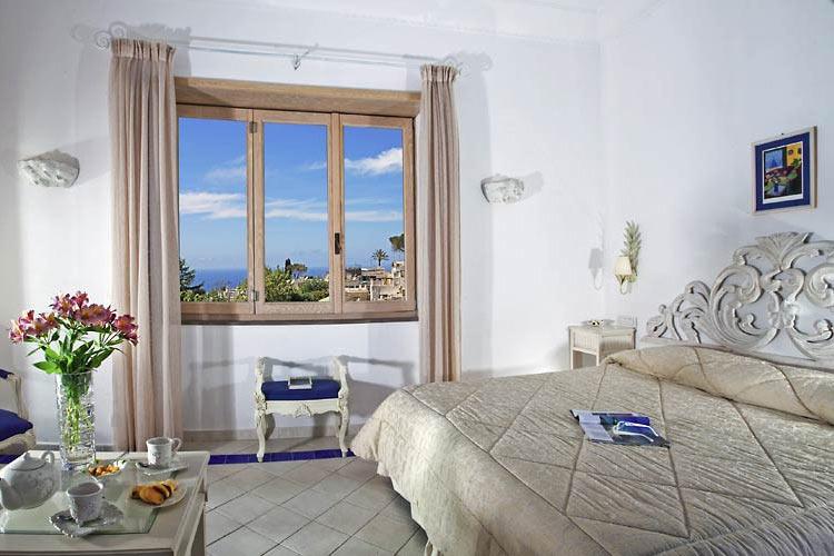 Suite Punta Carena Sea View - Casa Mariantonia - Capri, Ischia et Procida