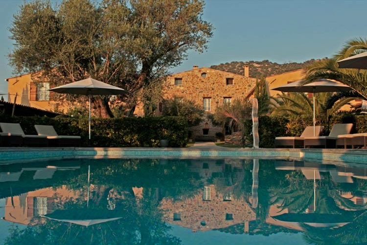 La dimora a boutique hotel in corsica for Boutique hotel corse