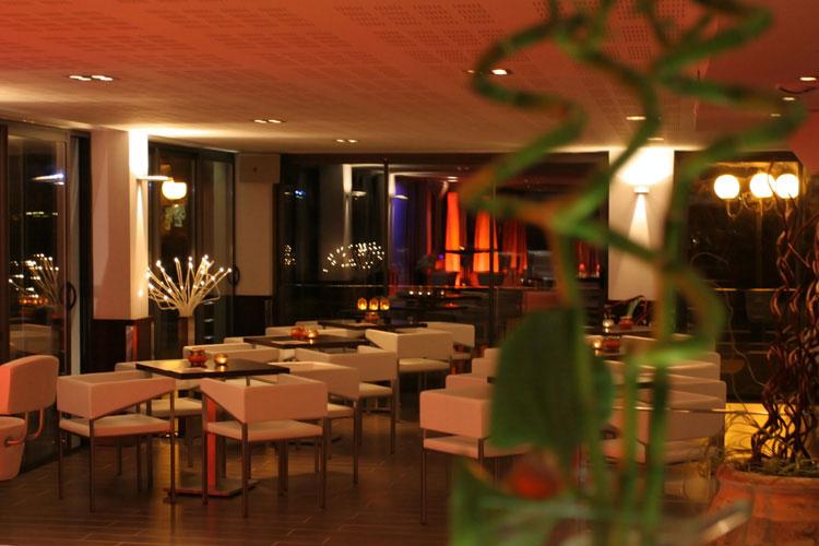 Bar Lounge - L'Escale Cote Sud - L'Île-Rousse