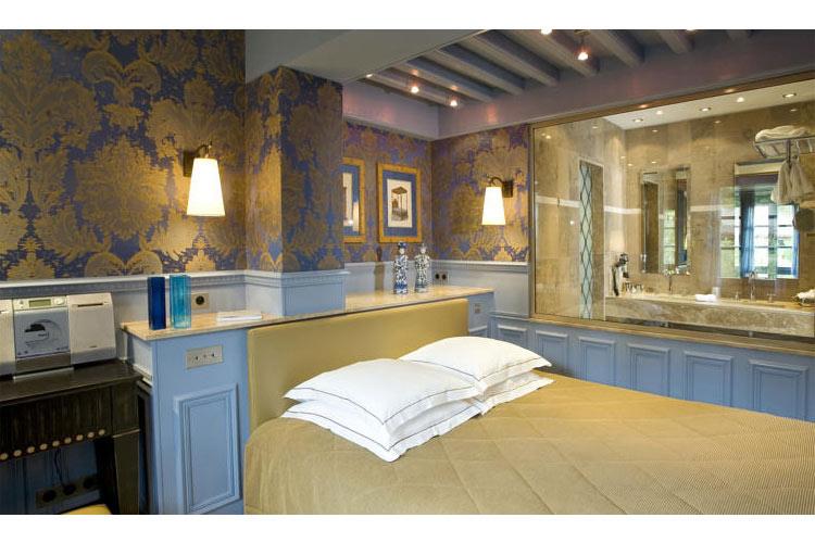 Classic Double Room - Hotel du Château - Carcassonne