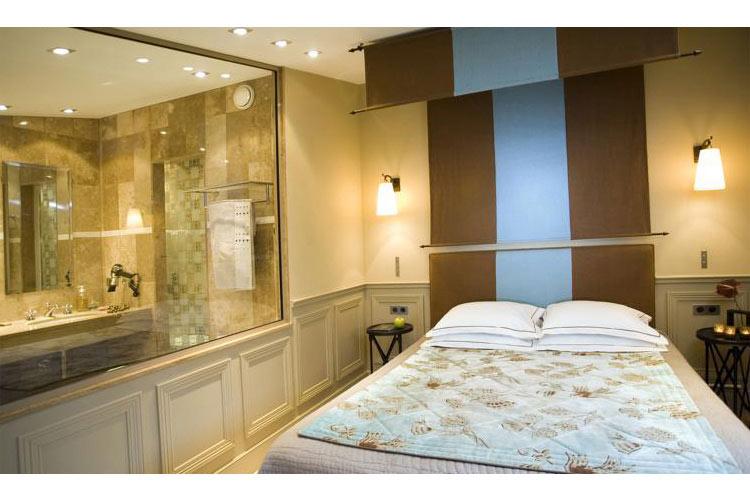 Superior Double Room - Hotel du Château - Carcassonne