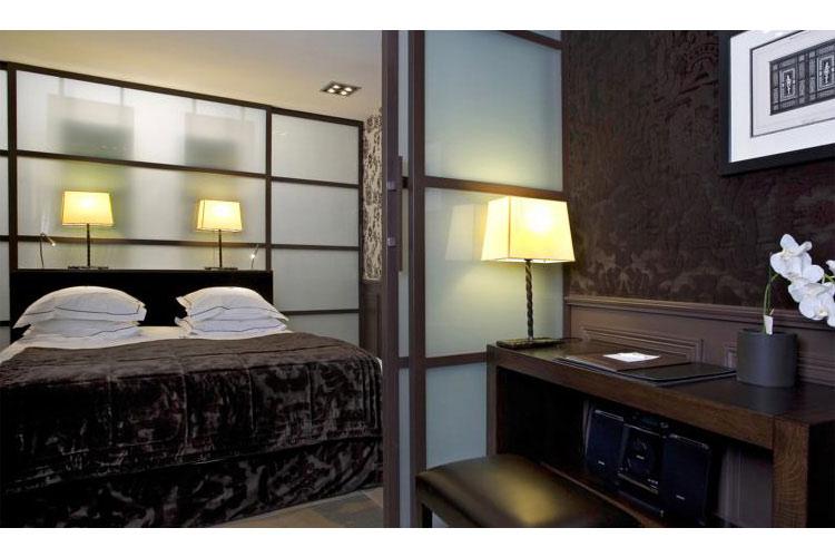 Double Junior Suite - Hotel du Château - Carcassonne