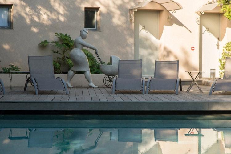 Solarium - Hotel 96 - Marsella