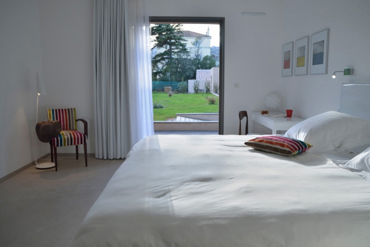 Deluxe White Room - Hotel 96 - Marsella