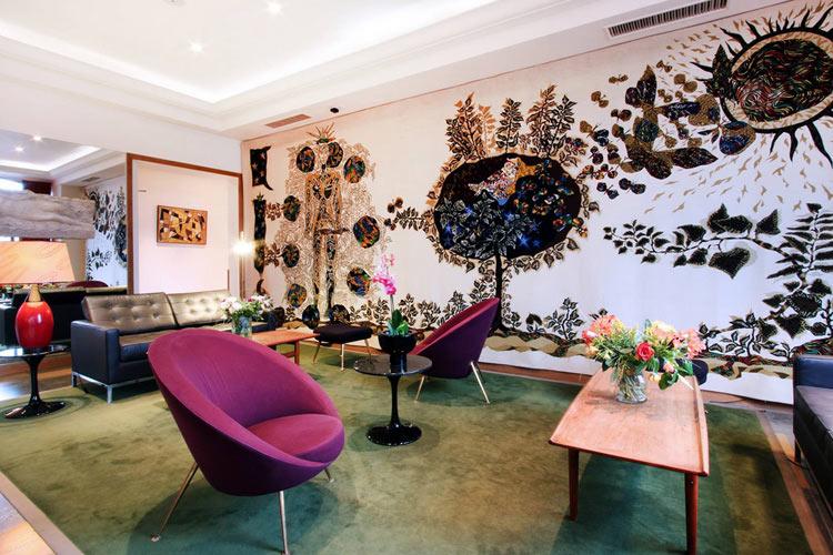 Lobby - Le Residence du Vieux Port - Marsella