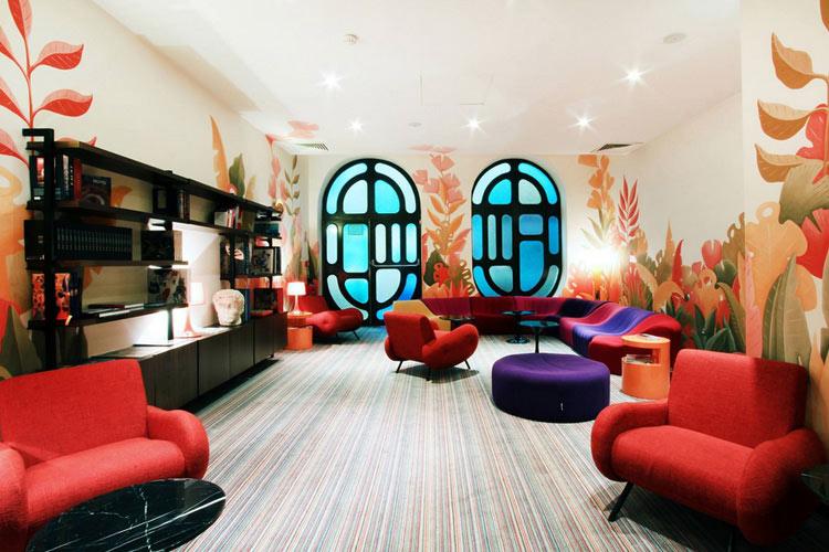 Lounge - Le Residence du Vieux Port - Marsella
