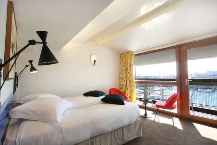 Club Sea View Room - Le Residence du Vieux Port - Marsella