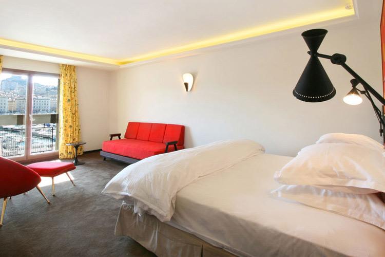 Junior Suite Sea View - Le Residence du Vieux Port - Marsella
