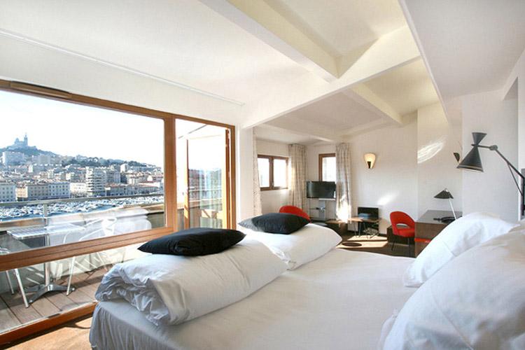 Suite Ciel Sea View - Le Residence du Vieux Port - Marsella