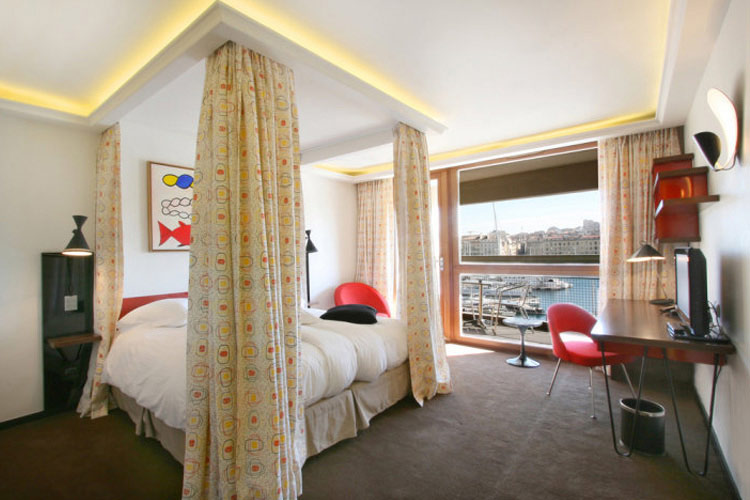 Nuptial Suite - Le Residence du Vieux Port - Marsella