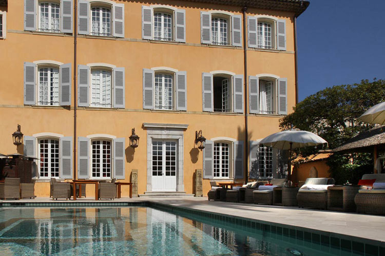 pan dei palais ein boutiquehotel in saint tropez. Black Bedroom Furniture Sets. Home Design Ideas