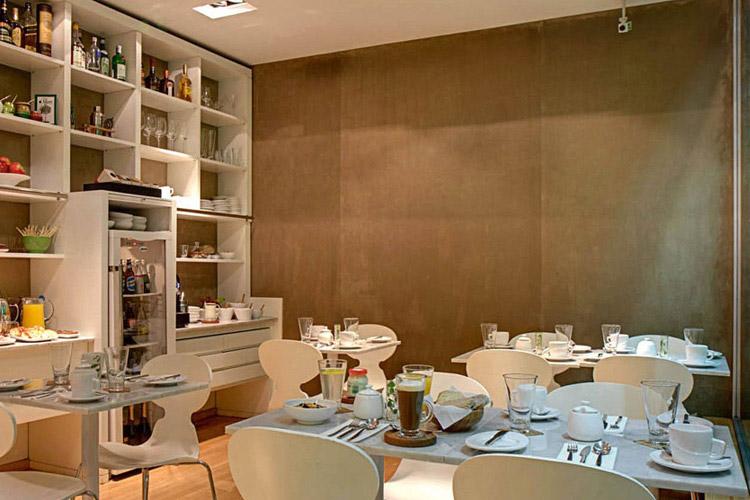 Breakfast Room - Casa Calma - Buenos Aires