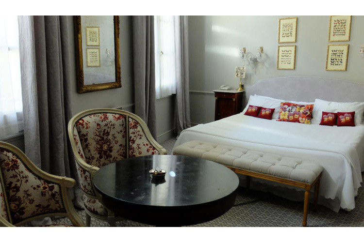 H tel d 39 europe a boutique hotel in avignon for Boutique hotel avignon