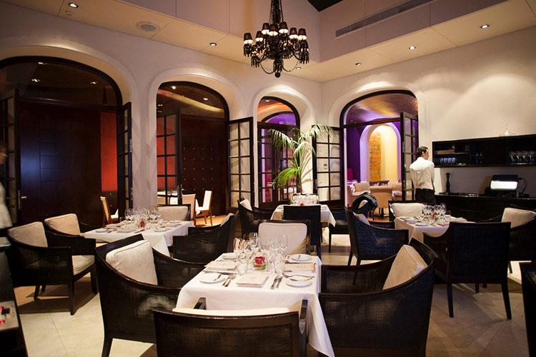 Restaurant - Algodón Mansion - Buenos Aires