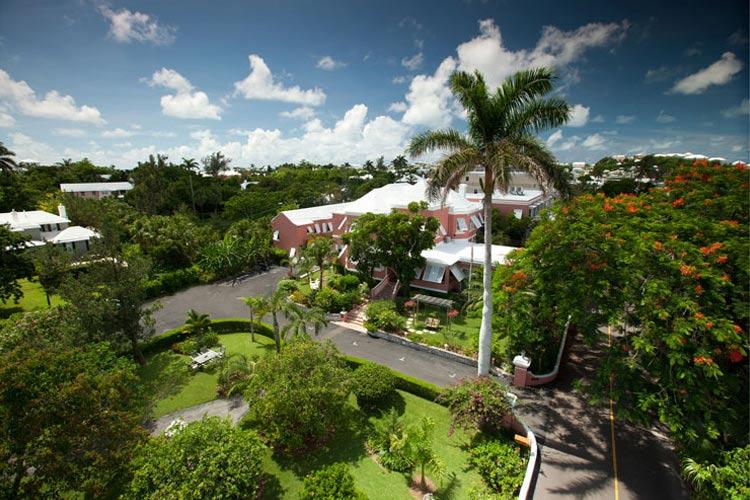 Aereal-View - The Royal Palms - Pembroke