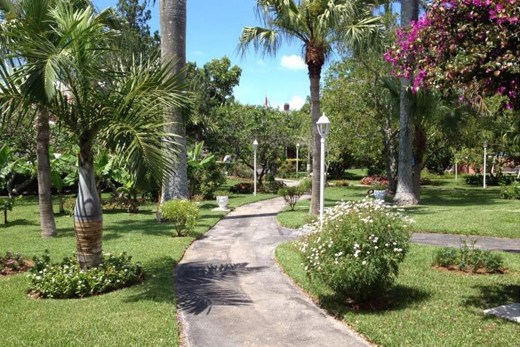 Garden - The Royal Palms - Pembroke