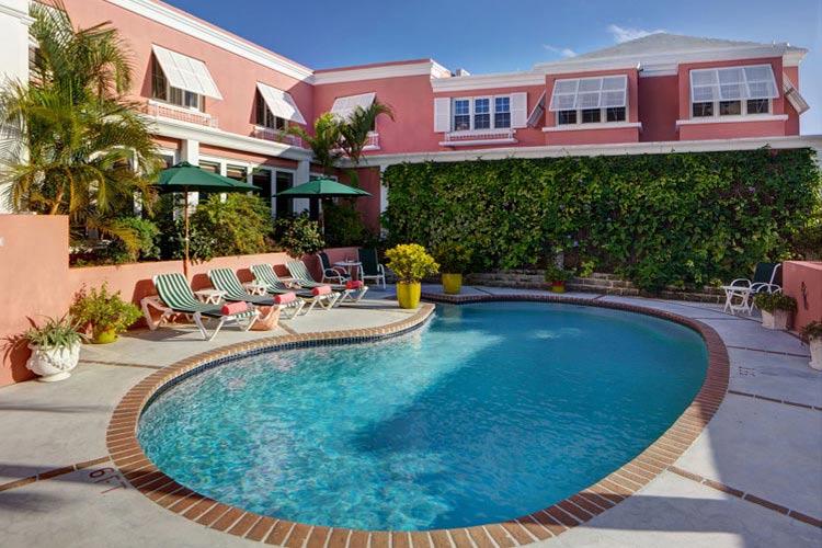 Pool - The Royal Palms - Pembroke