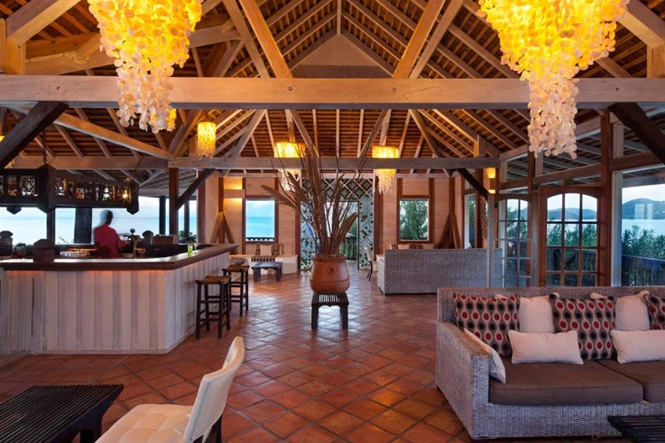 Dining-Pavilion - Cocobay Resort - Jolly Harbour
