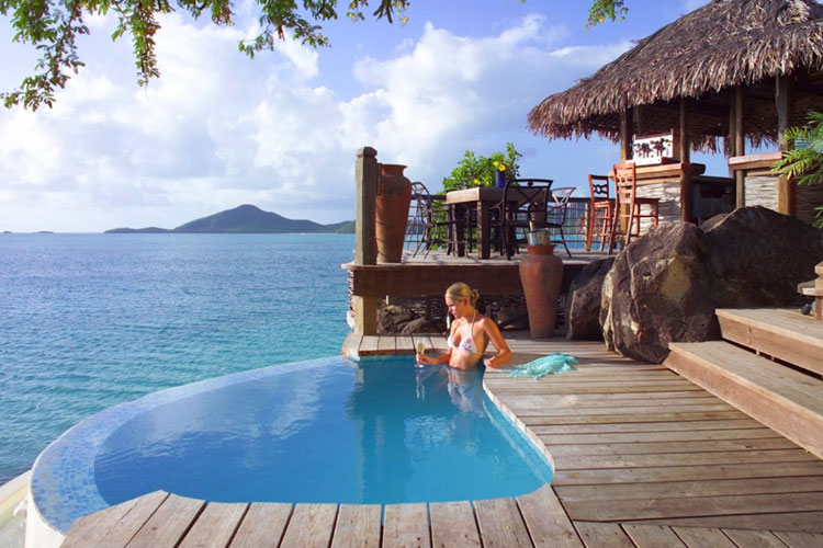 Plunge-Pool - Cocobay Resort - Jolly Harbour