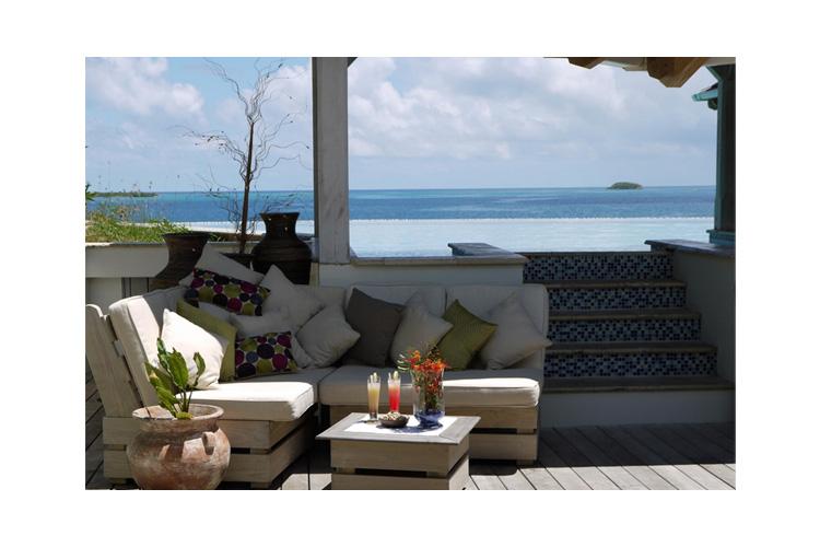 Terrace - Nonsuch Bay - Saint Philip