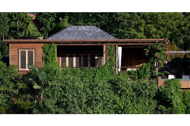 Garden-Spa - Hermitage Bay - Saint John's