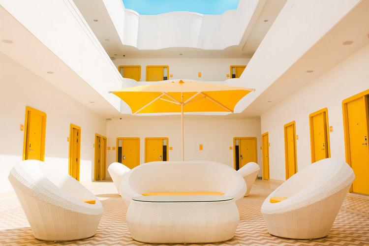 Lounge - Bloomrooms Link Rd - Neu-Delhi