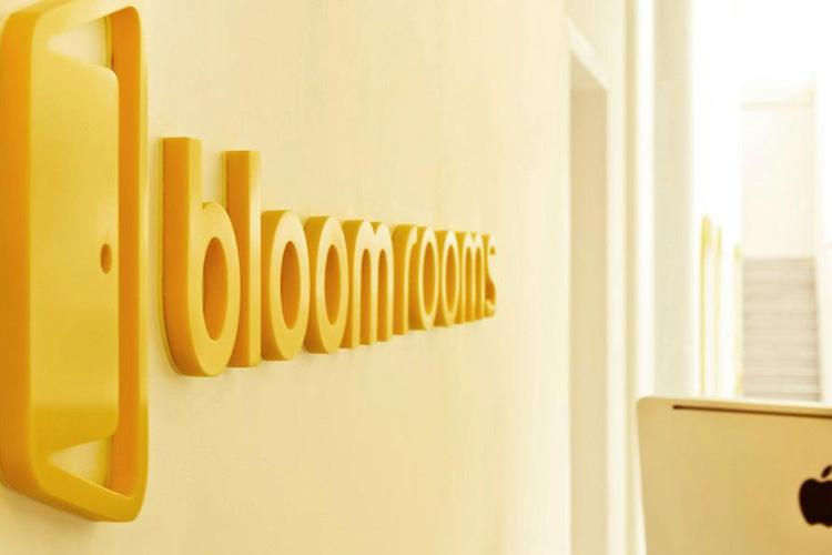 Entrance - Bloomrooms Link Rd - Neu-Delhi