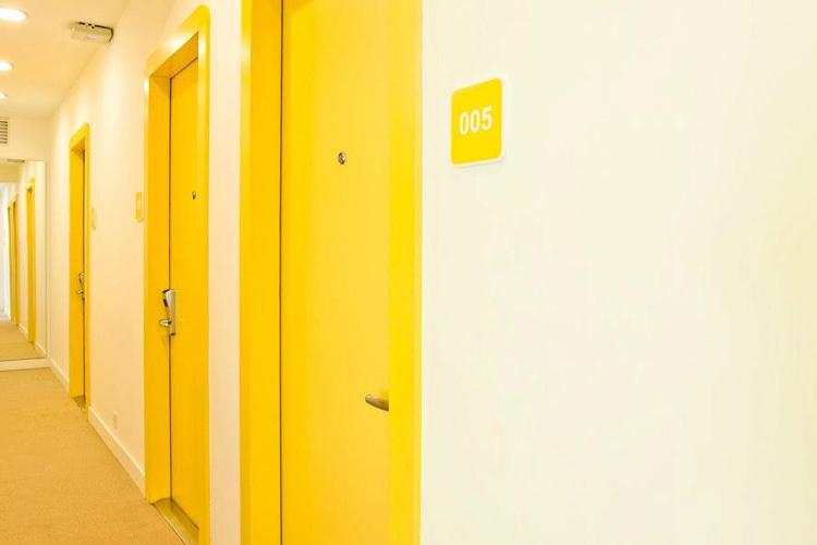 Corridor - Bloomrooms Link Rd - Neu-Delhi