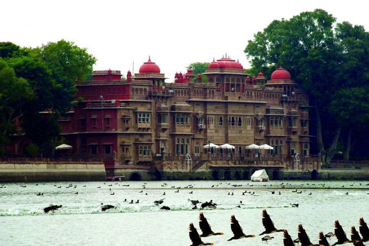 General View - Gajner Palace Hotel - Bikaner