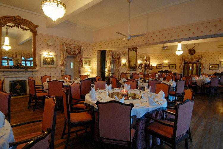 Mirage Restaurant - Gajner Palace Hotel - Bikaner