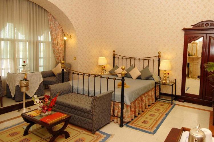 Suite - Gajner Palace Hotel - Bikaner
