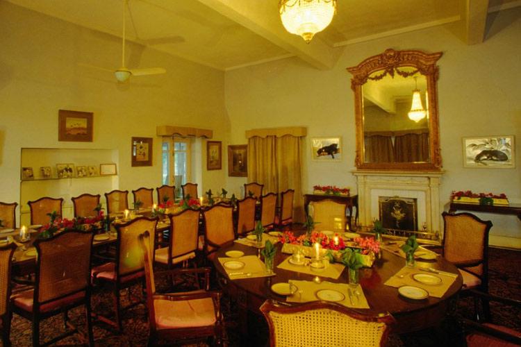 Conference Hall - Gajner Palace Hotel - Bikaner