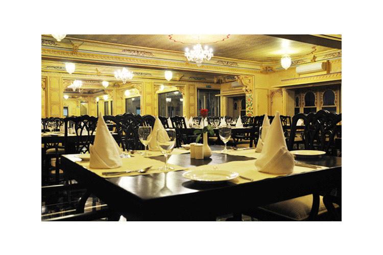 Restaurant - Chunda Palace - Udaipur