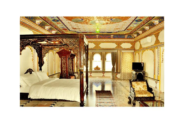 Historical Suite - Chunda Palace - Udaipur