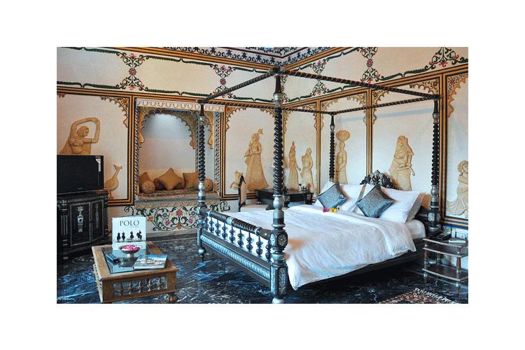 Historical Superior Suite - Chunda Palace - Udaipur