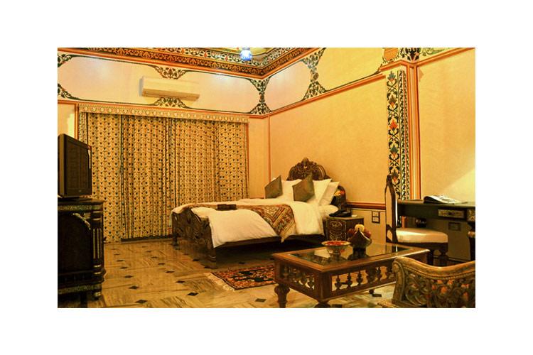 Grand Historical Suite - Chunda Palace - Udaipur