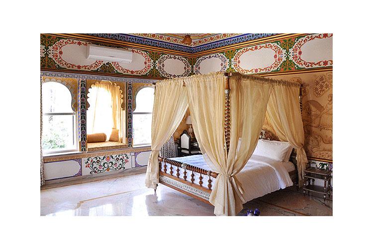 Royal Imperial Suite - Chunda Palace - Udaipur